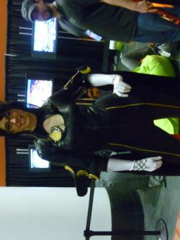 PAX East: Bayonetta Cosplayer by Sane-Intolerant