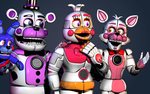 How's About Gettin Into The Funtime Crew? by The-Smileyy