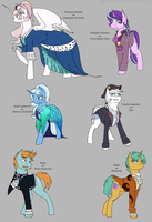 Characters and designs - Count Orlov musical by Stuflox