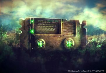 CRATE  304 by SeanNash