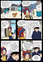 Pokemon XD comic, page 20 by Teejii
