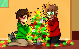 christmas gays !! by ddtrd