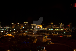 DefCon 21 - Sunrise Over Las Vegas, Stage 1 by JVanover
