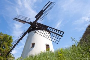 Windmill 1 by naturtrunken