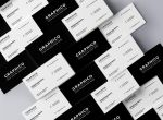 Simple Minimal Business Card by nazdrag