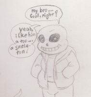 My bro... cool, right? by SonicRose