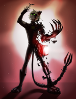 Chat Noir CyberCataclysm by ShooterSP