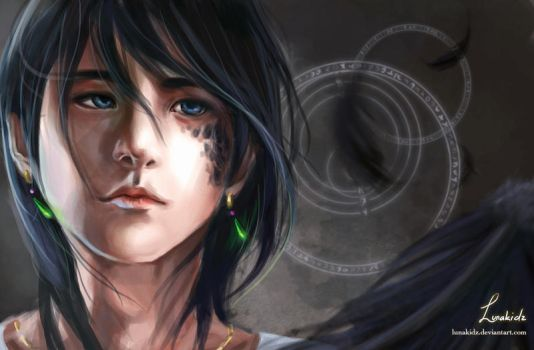Young Howl by lunakidz