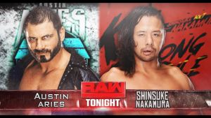 Raw New Matchcard by hamidpunk