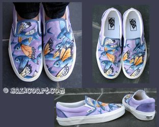 OMG Shoes by kalicothekat