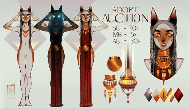 ADOP AUCTION by Zull-yan