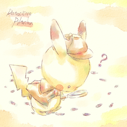 ? Detective Pikachu by ef74
