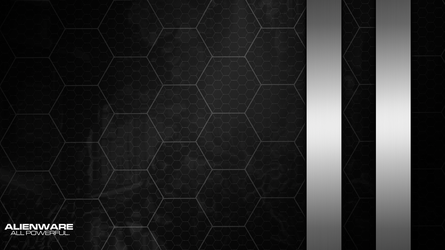 Alienware OmegaHex Wallpaper by GyroxOpex