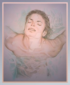 Michael Jackson - Water Angel by CecileD73