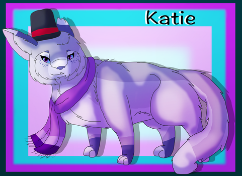 (gift) Katie by LightDragon789
