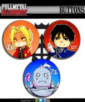 Custom Fma Buttons! (By Imnotholly) by hb-syik