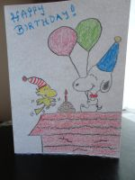 Bday Card For a friend by Keithzdarkside