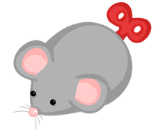 Mousie by Werika