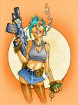 Tank Girl Color by voya