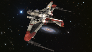 [DL] ARC-170 X-Wing by Maddoktor2