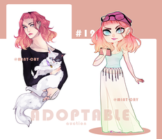 [Adopt:CLOSED] #12 + bonus halfbody by ultramari-ne