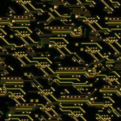 Circuit Board 1 by RLS0812