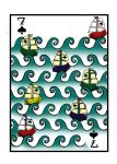 Seven Seas of Spades by NewdleKaBewdle