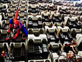 Spiderman no Viacambre by Porgaliciabaixo