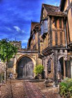 Lord Leycester Hospital 03 by s-kmp