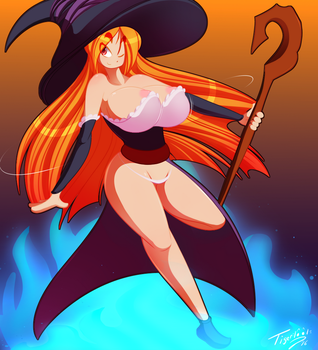 Sorceress by Tiger1001