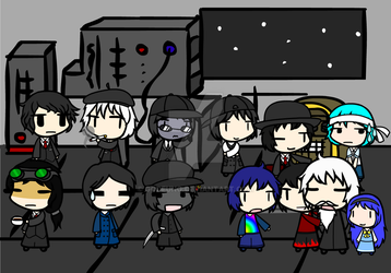 (walfas) My OC's Days. by Godeung