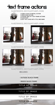Frame Actions by sarthony