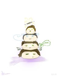 Team Free Will Stack by eumacask