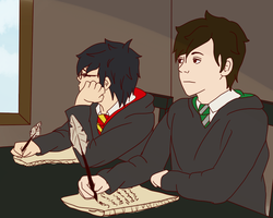 HPXTMR Classroom by That-Canadian-Eh