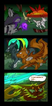 Elemental clans page 21 by Honeydrew1000