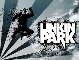 Linkin Park Wall by crazychaos2