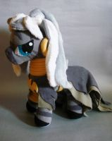 Nightmare Night Zecora Plush by mmmgaleryjka