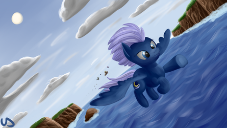 Race of the Pegasi by Uber--Dragon