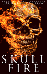 Skull Fire premade [available] by Pennywithaney