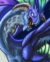 Tide Lord detail by gyrfalcon65