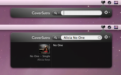 Coversutra Searchbar mod by DDrDark