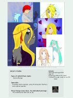 Profile: silverdragon545 by hiredeviantARTISTS