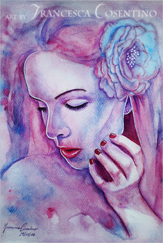 Watercolor 05 by 19Frency94-Art