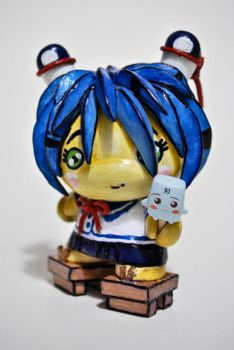 Anime Dunny by eggay