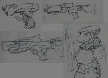 Sketch Dump 10/06/2018: Ascarian Expedition by HWPD