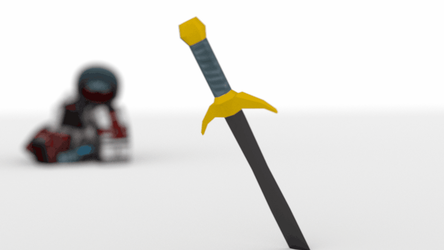 Swordsmanship (Short Animation) by Jurokoo