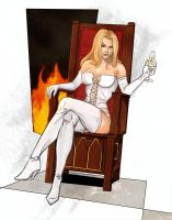 The White Queen by exorcisingemily