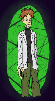 Dr. Heinz Doofenshmirtz by JustNTComments