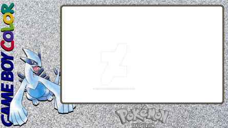 Pokemon Silver Layout by BrandyKoopa92