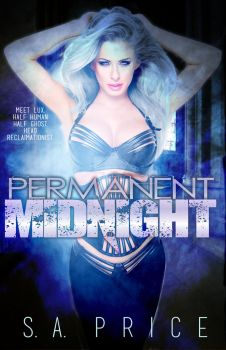 Permanent Midnight Book Cover by StellaPrice
